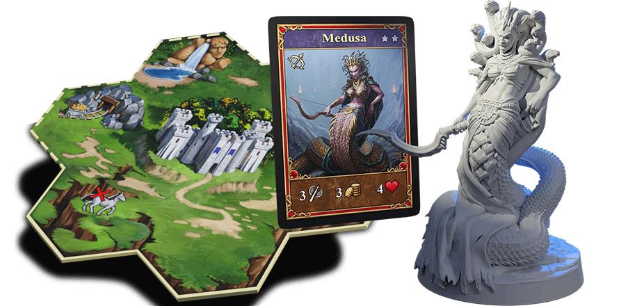 Heroes 3 board game