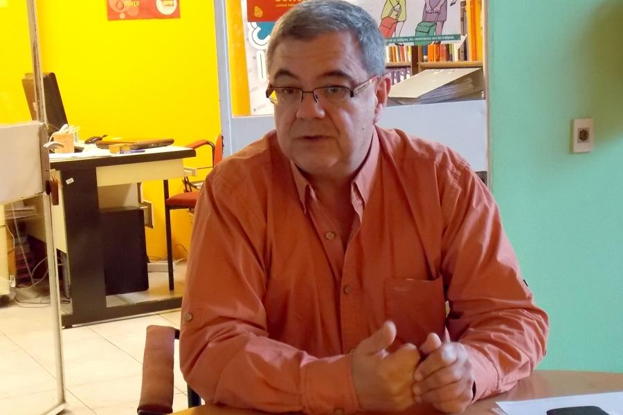 """Milton Castellano (ICD): El 2016 será """"un año de desafíos para que los cambios no se detengan"""""""