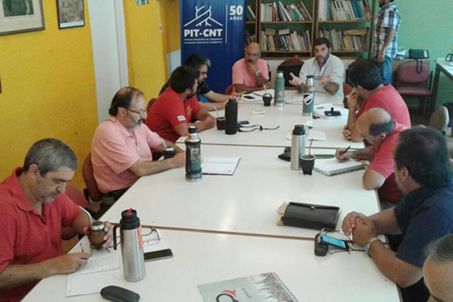 PIT-CNT defenderá la negociación colectiva a través de la movilización y la lucha