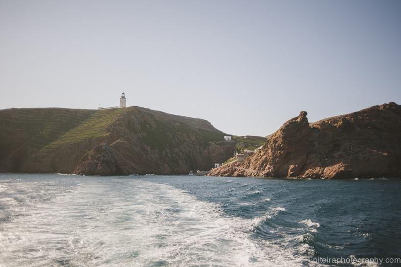 Ilha Berlenga Peniche Portugal
