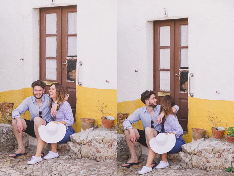 Wedding photographer Obidos Portugal