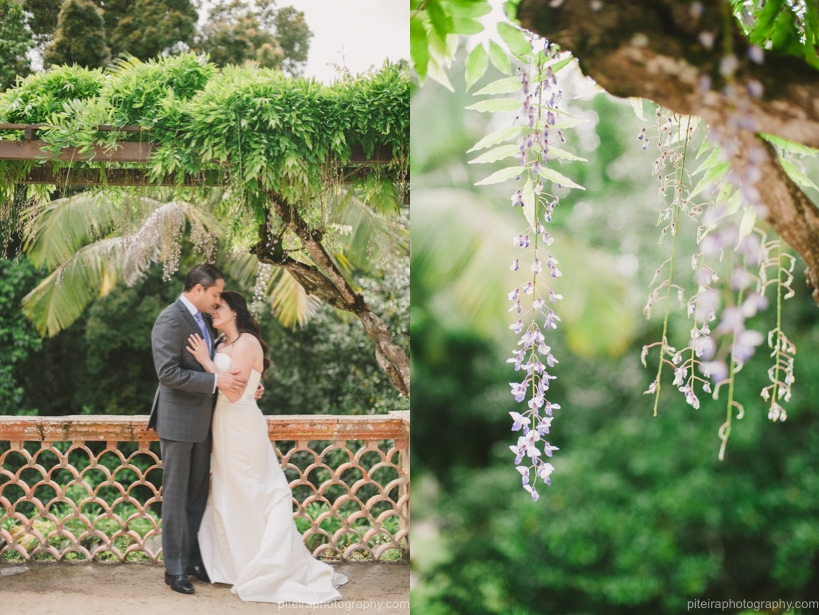 Elopement in Sintra Portugal