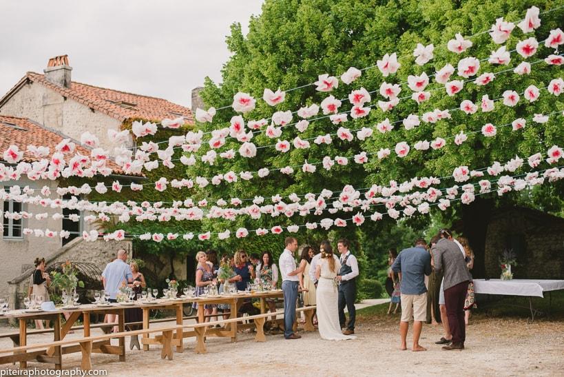 Destination Wedding Dordogne France