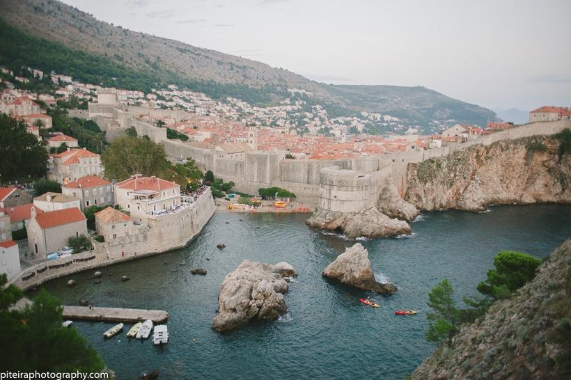 Elopement in Croatia