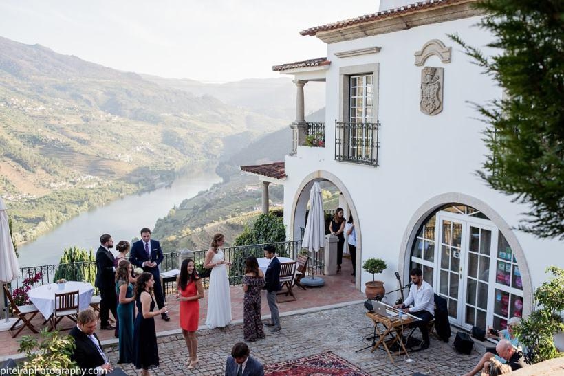 Elopement in Douro Portugal