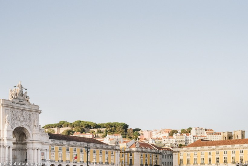 Engagement Photography in Lisbon Portugal