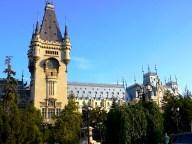 Palatul Culturii Iasi Romania
