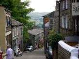 Haworth-Bronte village