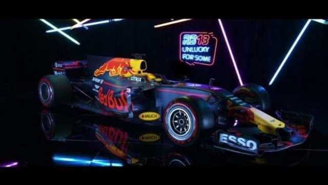 RB13 - Red Bull - Presentación