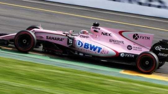 Sergio Pérez - Force India - Sábado