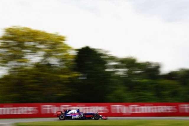 Carlos Sainz - Toro Rosso - Canadá - Sábado