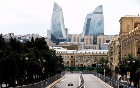 Fernando Alonso - McLaren-Honda - Azerbaiyán - Previo