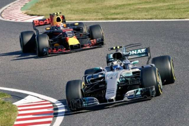 Valtteri Bottas - Mercedes - Japón - Carrera
