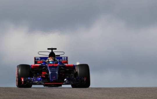 Brendon Hartley - Toro Rosso - EEUU - Sábado