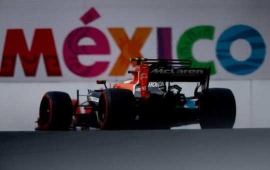 Stoffel Vandoorne - McLaren - México - Carrera