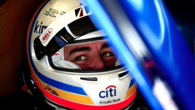 Fernando Alonso - WEC