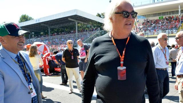Flavio Briatore advierte a Fernando Alonso: