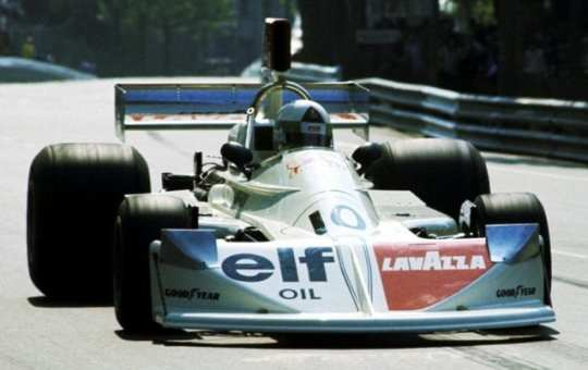 Lella Lombardi - Mujeres en F1
