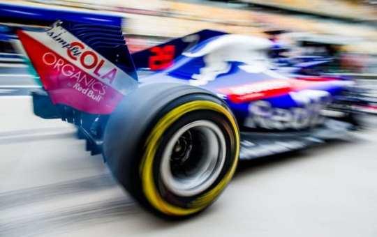 Brendon Hartley - Toro Rosso - China - Viernes