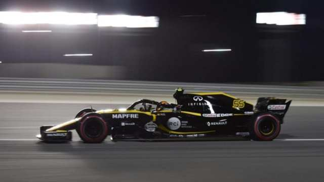 carlos sainz - gp de bahréin 2018 - f1 - renault sport