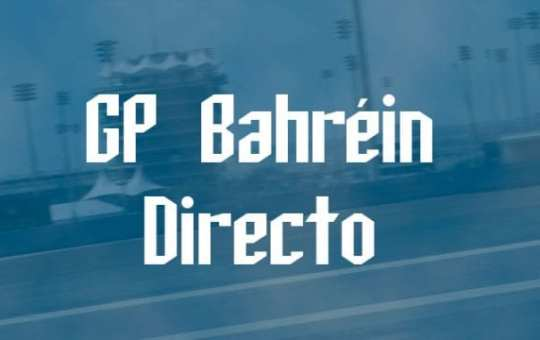 carrera bahrein directo