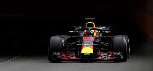 daniel ricciardo - red bull racing - f1 - gp de monaco 2018 libres