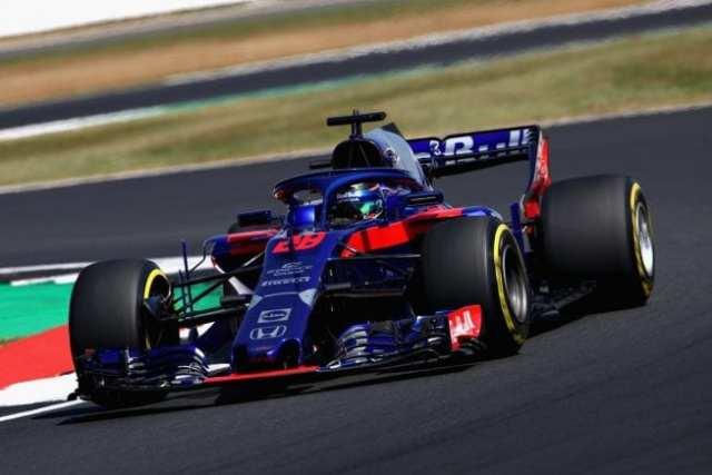 Brendon Hartley - Toro Rosso - Alemania - Previo
