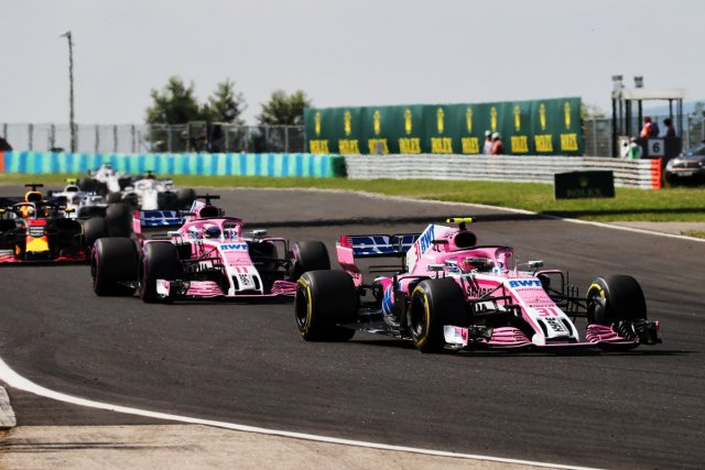 Stroll Force India