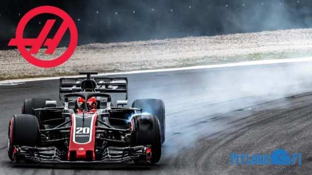 2018 Haas