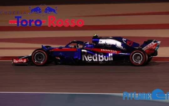 toro rosso f1 2018