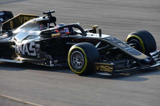 Romain Grosjean - Previo GP de Australia 2019 F1