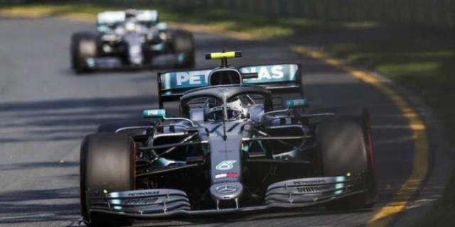 Valtteri Bottas - Mercedes - Australia - 2019