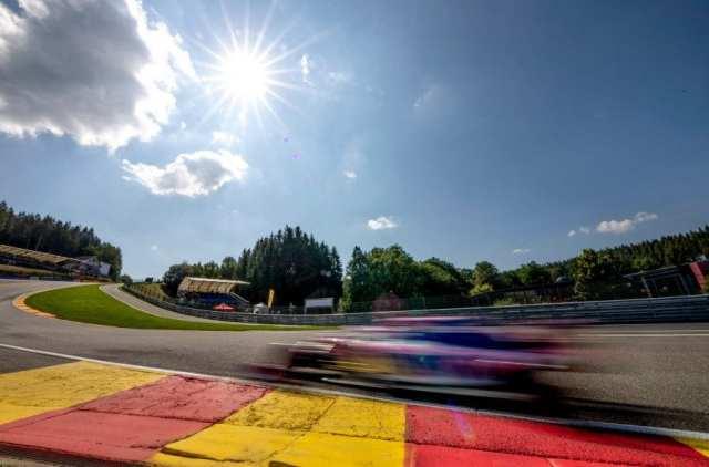 Sergio Pérez - Racing Point - Spa - Sábado