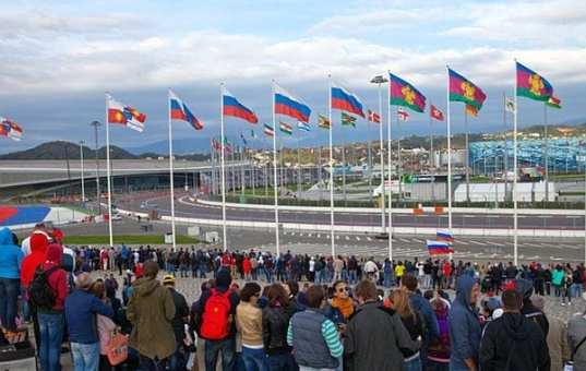 sochi autodrom - gp de rusia 2019 f1