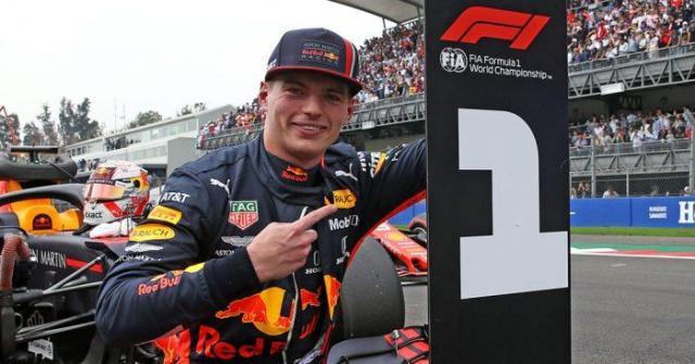 Max Verstappen, el número 1.