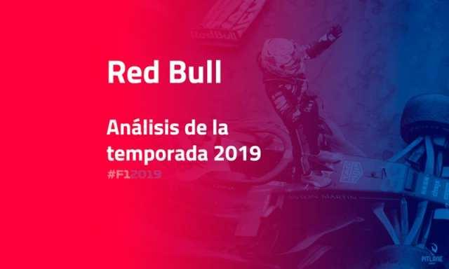 Análisis de la temporada 2019 de Red Bull