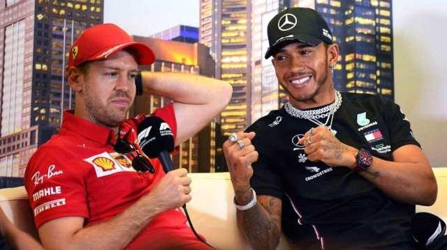 Otmar Szafnauer explica por qué no pueden hacer test privados con Sebastian Vettel