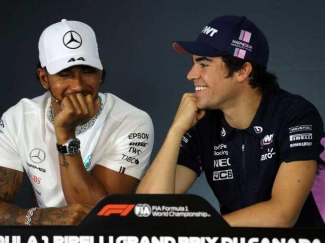 """Lawrence Stroll habla sobre la posibilidad de fichar a Lewis Hamilton en 2022: """"Es muy tentador"""""""