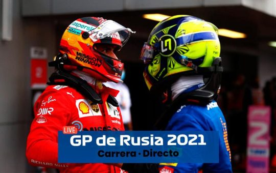 GP Rusia 2021