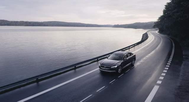 Volvo limitará la velocidad en sus modelos