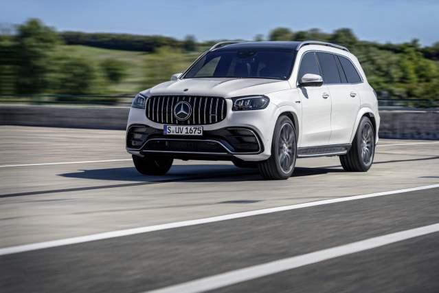 El Mercedes AMG GLS ya a la venta
