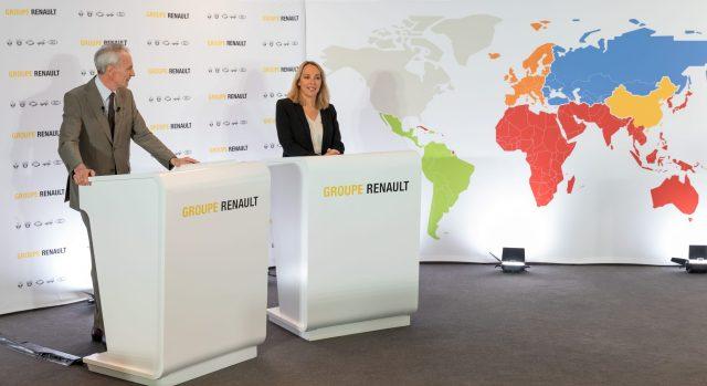 El Grupo Renault obtiene el crédito