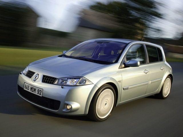 En 2003 el Renault Megane fue coche del año en Europa