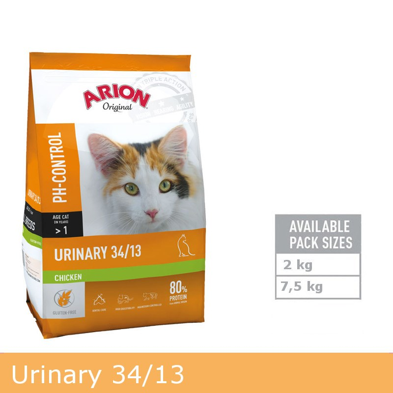 Arion Kat Urinary