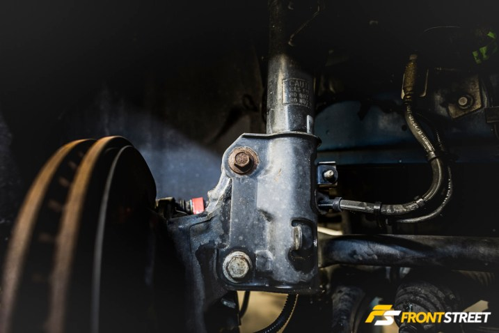 <i>Install:</i> Koni Sport Dampers – 2011 Mustang GT