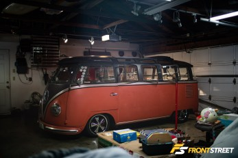 23 Windows Of Boosted Glory: Paul Nguyen's Twin-Turbocharged VW Bus