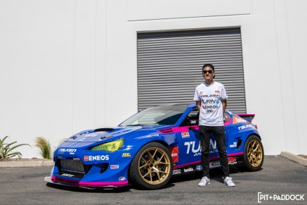 Super GT-Inspired Livery Revealed For Dai Yoshihara's Formula DRIFT BRZ