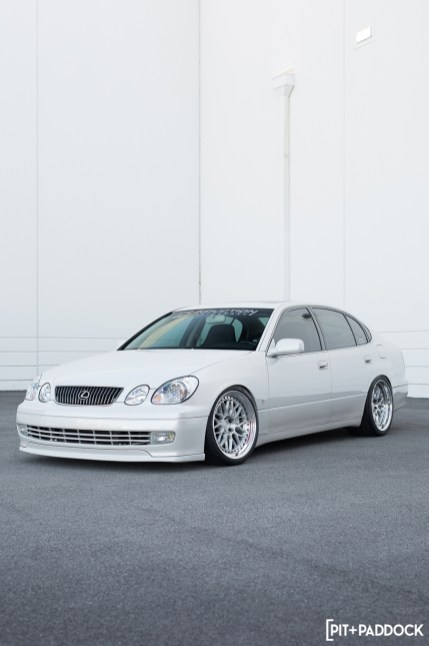 740WHP Spotless GS300 Proves 2JZs Are Always Worth It
