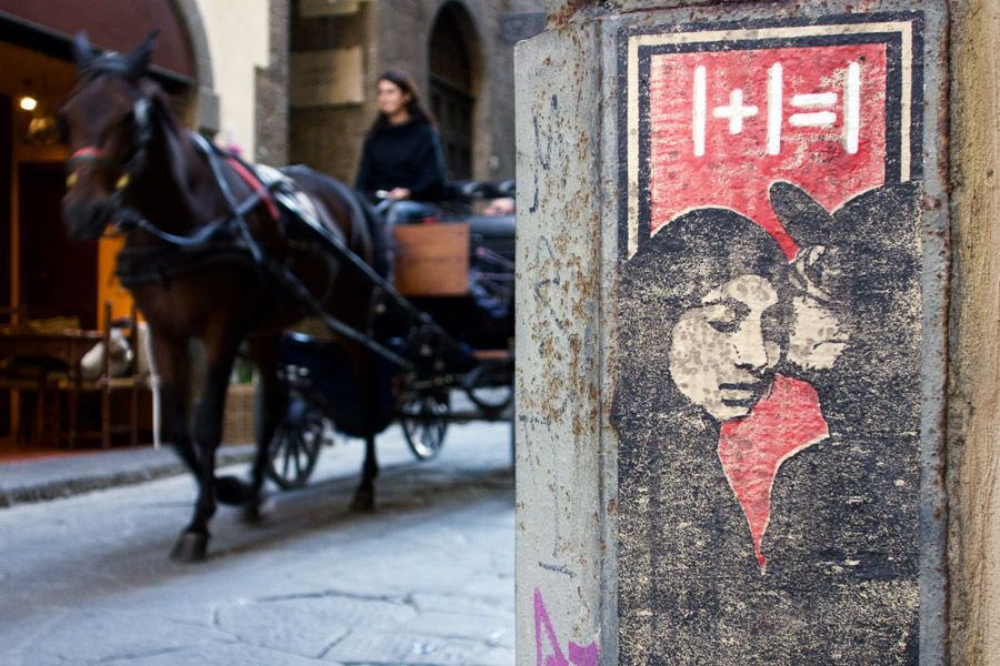 Pit Productions Florence Italy Romance Graffiti