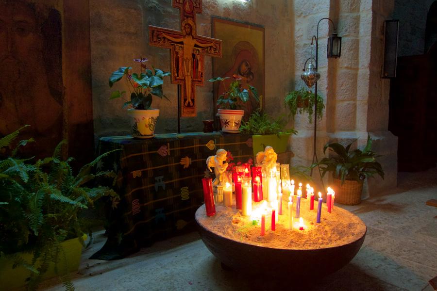 Pit Productions Church on Camino de Santiagoi